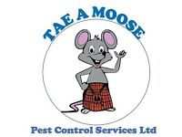 Tae A Moose Pest Control Services Ltd