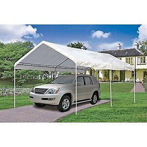 2 x Car Port/All Purpose Car Canopy 10 x 20 ft