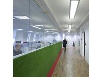 Shared workspace for entrepreneurs, start-ups and small businesses - From £450 per month