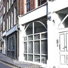 Serviced Office to Rent in St John's Lane, Clerkenwell, London EC1M