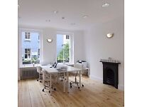 In the heart of the West End, this recently refurbished period town house has a prestigious address