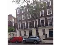 Self-contained Bloomsbury office building benefits from beautiful natural light, from £500pcm