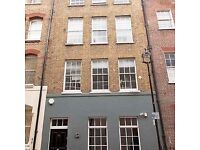 Semi-serviced offices available for short-mid term lets in a fantastic central location from £300pm