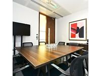 Ideally located in the heart of the City of London, serviced offices from £475 per person, per month