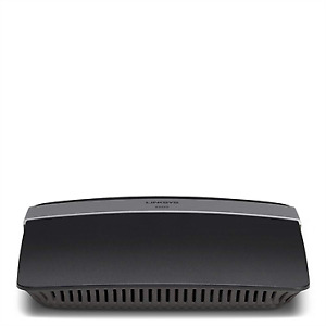 New Linksys E2500 N600 Dual-Band Wi-Fi Router