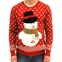 Ugly Christmas Sweaters $2.00 - $5.00.