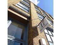 Situated in the heart of London's Tech City - self-contained unit situated in a former warehouse