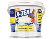 X-TEX ARTEX AND TEXTURED COATINGS REMOVER 5L 5 LITRE POT