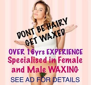 Professional, Affordable and EXPERIENCED! Specialised in Waxing Carramar Wanneroo Area Preview