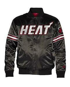 Brand New Men's Starter Miami Heat Jacket . $140. SizeXL