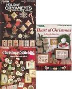 Cross Stitch Patterns Lot