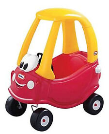 Cozy Coupe - little tikes car (great condition as kept in garage)