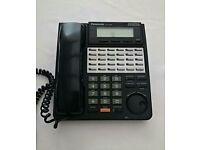 Panasonic Stationary Phone KX-T7433 20£ for 6 phones