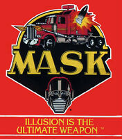 M.A.S.K. Toys by Kenner