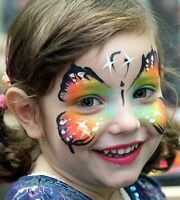 FACE PAINTING FOR EVENTS AND PARTIES