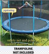 Trampoline Poles