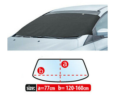 UKB4C Frost Ice Snow Car Windscreen Window Top Cover Fits Citro�n C3