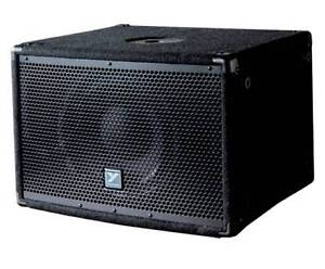 Powered PA Subwoofer Wanted