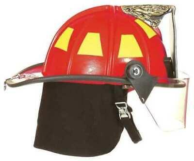 Fire-dex 1910h253 Fire Helmetredtraditional