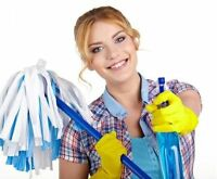 Cleaning lady with several years experience 514 586 7709