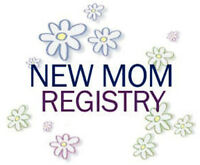 New Mom Registry - Join Today & Receive Free Stuff!