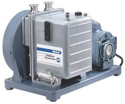 Welch 1400n-01 Vacuum Pump13 Hp29.90 In. Hg0.9 Cfm