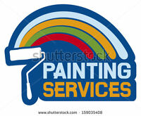 Painting exterior and stucco coating interior painting