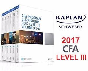 cfa program curriculum 2017 level i pdf