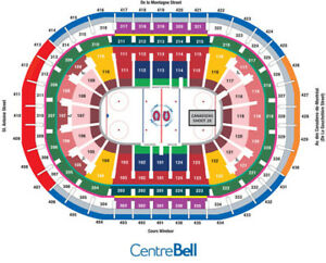 Canadiens Bruins Leafs Oilers Classic 100 Superbowl Tickets