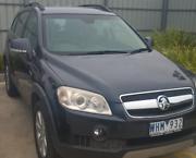 2007 Holden Captiva LX (4x4) Wagon SUV Ballarat Central Ballarat City Preview