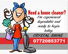 CRYSTAL SHINE Servicing Aberdeeen and surrounding area.