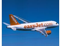 Two Easyjet flights Newcastle to Split( Croatia)