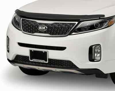 Kia Sorento 2013 2014 New Model Oem Hood Deflector 1U024 Adu01