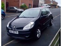 Stunning Renault Clio only 52000 miles full mot fully serviced (vauxhaull ford Suzuki fiat mini )