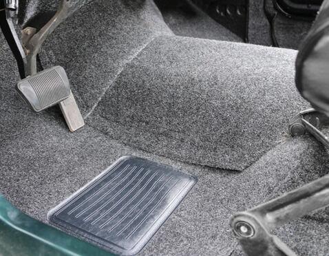 Bedrug Custom 8 Piece Front Carpet Kit For Jeep Wrangler