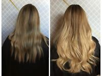 **Tape/ Micro/ Nano Ring Hair Extensions**Heavy Discount for September Bookings