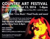 A Country Art Festival