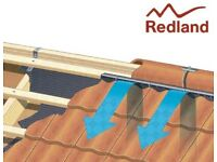 REDLAND DRYVENT RIDGE SYSTEM - 2.7MTR PACK