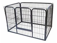 Large Heavy Duty Play Pen for Rabbits/ Puppies/young children to play in!