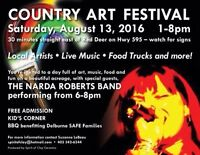 The Country Art Festival