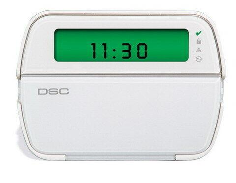 dsc rfk 5501 Keypad