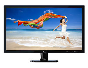 "AOC I2421VWH 24"" IPS LED LCD Monitor (1920x1080)"