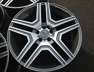 Mercedes Rims for GL,ML,GLK