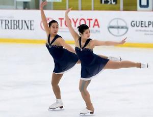 Adult Team Synchronized Figure Skating Dresses