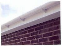 Fascias and Guttering Roofing Services