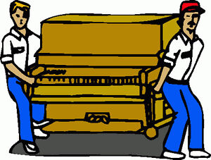 MOVING PIANOS ACROSS THE GTA, BEST PIANO MOVERS