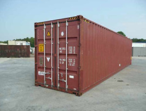 Used Shipping Containers 10', 20', 40', 45', 53'