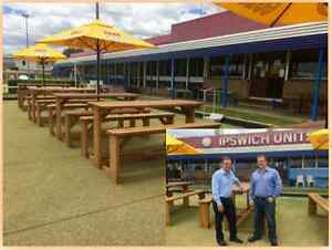 Outdoor Bar / Bar Table + Chairs ONLY $352 - MANUFACTURER Brisbane City Brisbane North West Preview
