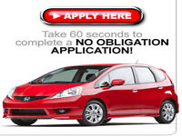 Financing at the low rates for any car