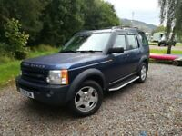 Land Rover, DISCOVERY, Estate, 2006, Manual, 2720 (cc), 5 doors